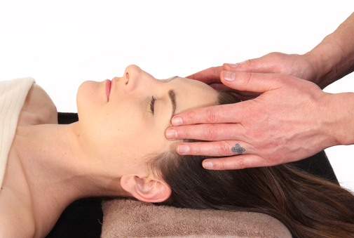 Fantastic face massage